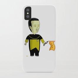 A Sense Of Humor iPhone Case