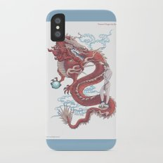 Treasure Dragon iPhone X Slim Case