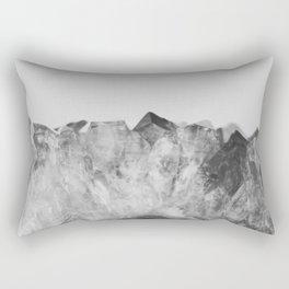 Crystal Soul Geode Rectangular Pillow