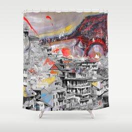 Tbilisi 3 Shower Curtain
