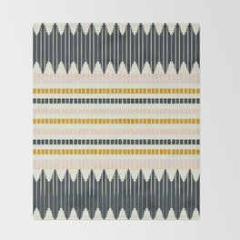 Grace Aztec Throw Blanket