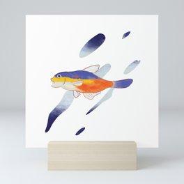 small fry Mini Art Print