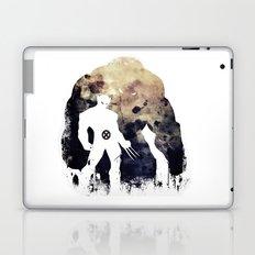 Superheroes minimalist - juggernaut Laptop & iPad Skin