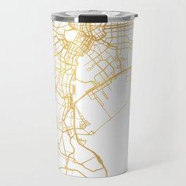 TOKYO JAPAN CITY STREET MAP ART Travel Mug