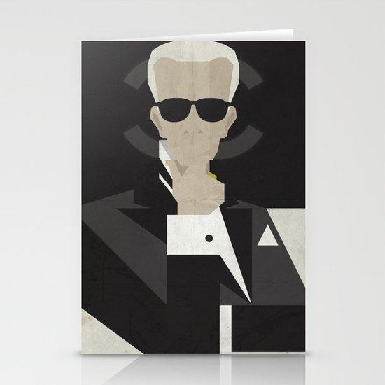 Karl Stationery Cards