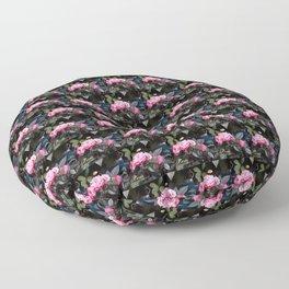 Roses I-A Floor Pillow