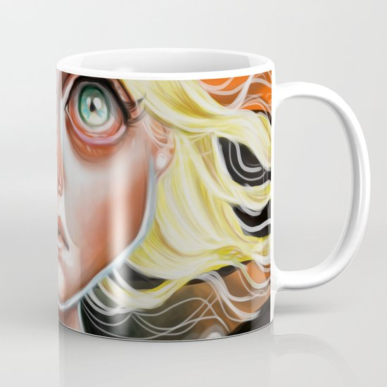 """""""What is This Heart?"""" by Kristin Frenzel Mug"""