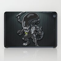 alien iPad Cases featuring Alien by 7pk2 online