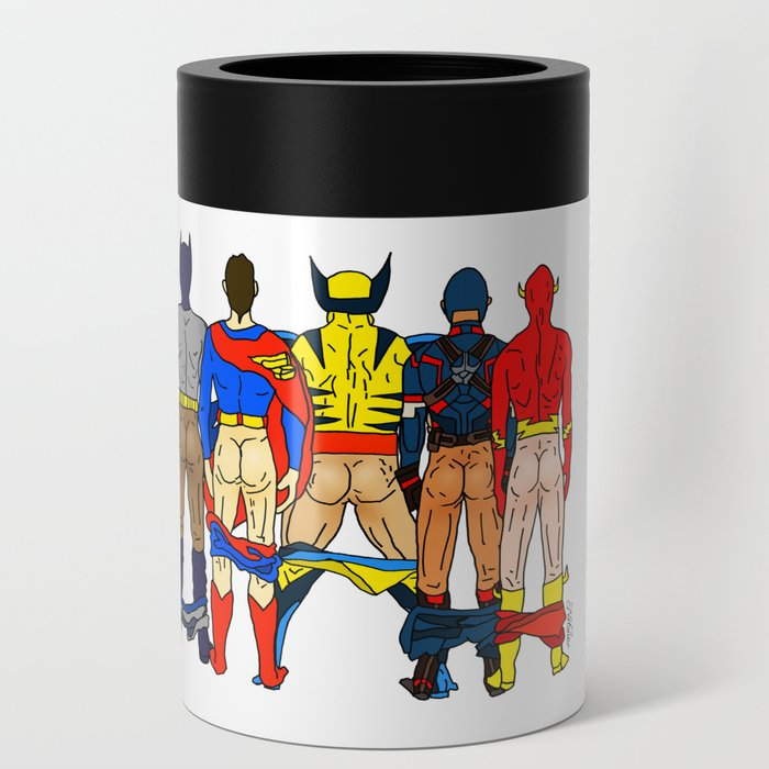 Superhero Butts Can Cooler