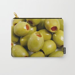 Green olives Carry-All Pouch