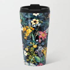 Exotic Garden Metal Travel Mug