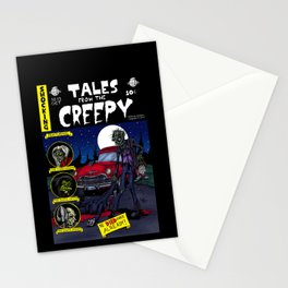 Tales From The Creepy Stationery Cards