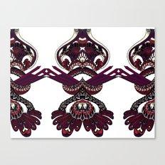 Winged Canvas Print