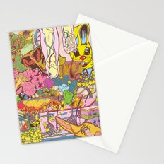 Easter Grissle Stationery Cards