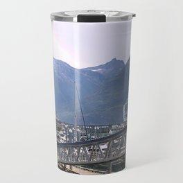 The Tall Ships of Skagway Travel Mug