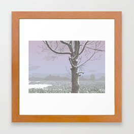 WINTER Framed Art Print
