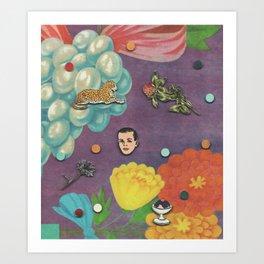 Sundae Art Print