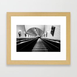 Stairs to Hell Framed Art Print