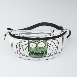 Pickle Rick Fanny Pack