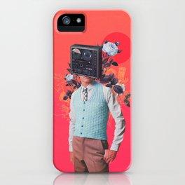 Phonohead iPhone Case