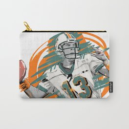 NFL Legends: Dan Marino - Miami Dolphins Carry-All Pouch