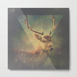 Oh, Deer! Metal Print