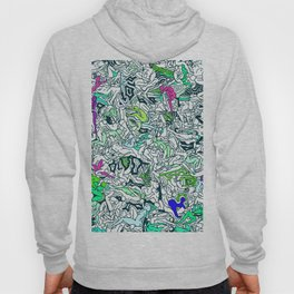 Kamasutra LOVE - Forest Green Hoody