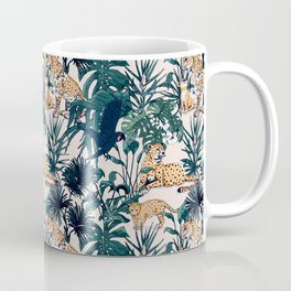 Mother nature in the rainforest Coffee Mug