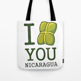 I nacatamal You Nicaragua Tote Bag