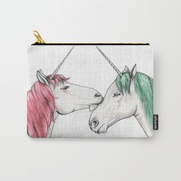 Unicorns in love III Carry-All Pouch