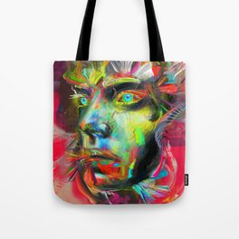 Rainscape Rhythm Tote Bag