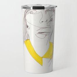 Citrus Travel Mug