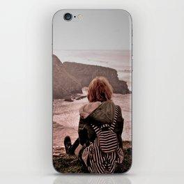 The Edge iPhone Skin