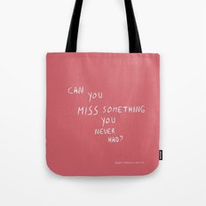 Can you? Tote Bag