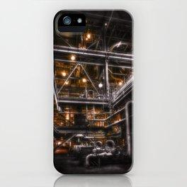 Under Gotham City iPhone Case
