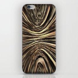 Falling Toward Earth iPhone Skin