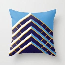 City Scenes - Architecture Series - 1 Throw Pillow