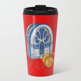 Beats by Droid - Recycled Future Travel Mug