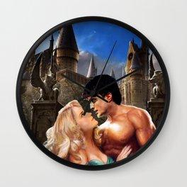 Potterotica Wall Clock