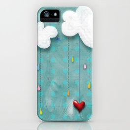 Me gusta como eres iPhone Case
