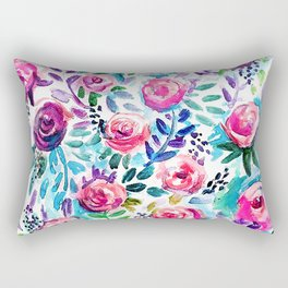 Spring Bouquet Rectangular Pillow