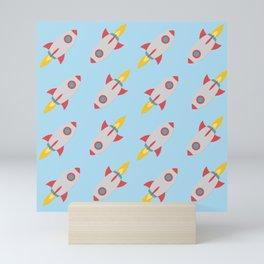 Rocket Power Mini Art Print