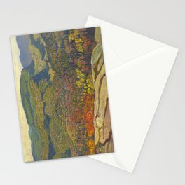 J.E.H. McDonald Forest Wilderness, 1921, McMichael Canadian Art Collection Stationery Cards