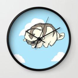 sky bison Wall Clock
