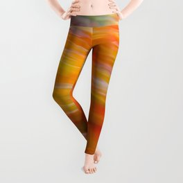 Colorful Strokes 3 (Autumn Whispers) Leggings