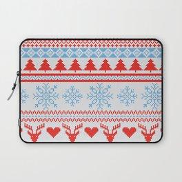 Ugly Christmas Design Laptop Sleeve