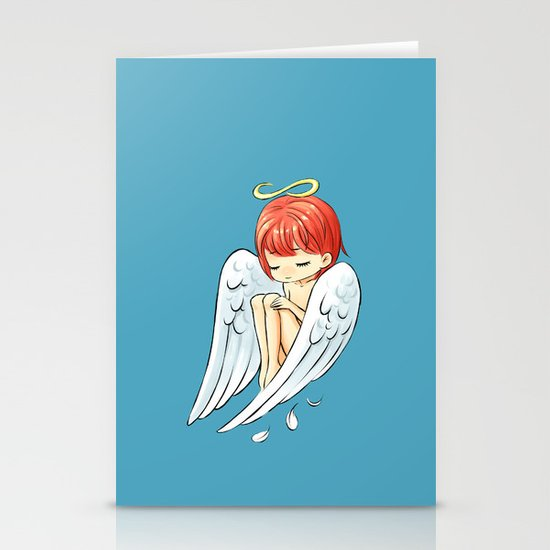 Little Angel Stationery Cards
