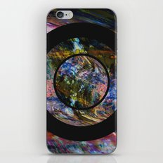 Space Marble iPhone & iPod Skin
