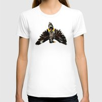 singapore T-shirts featuring Singapore Bird by June Chang Studio