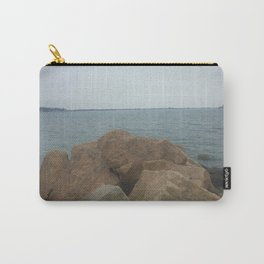 the Rocks at Oyster Bay Carry-All Pouch